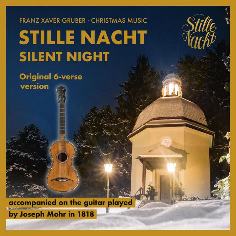Stille Nacht Heilige Nacht Original Version